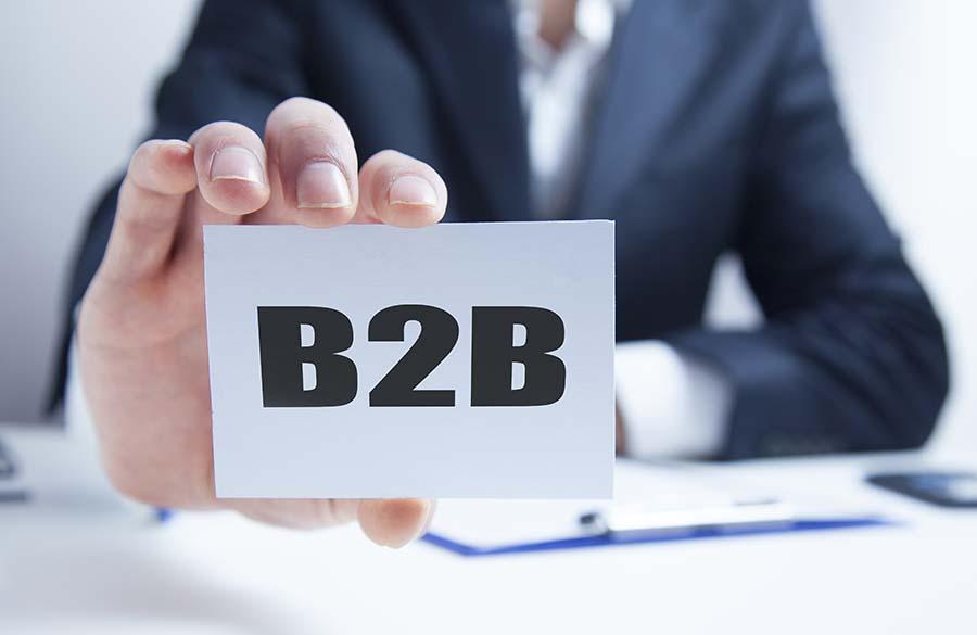 B2B & E-COMMERCE